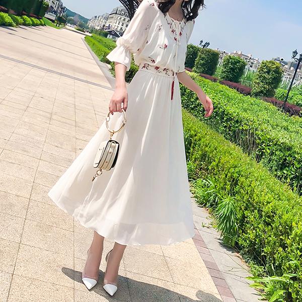 雪纺裙搭配什么鞋 8种搭配轻松玩转夏日潮流