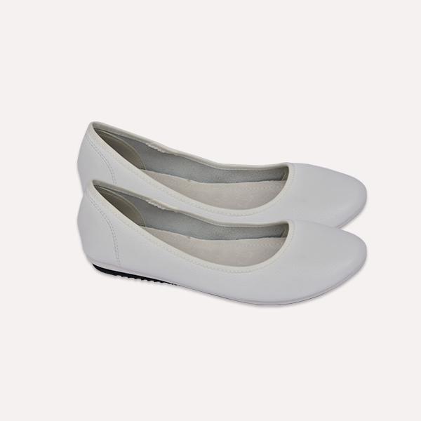 环保真皮鞋
