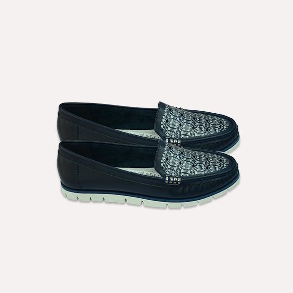 缝马克线包子鞋