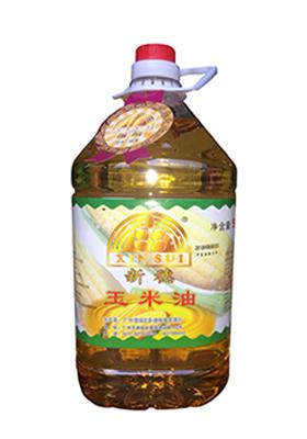 新穗玉米油5L