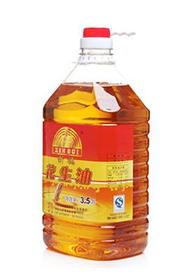 新穗花生油3.5L