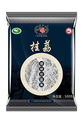 挂荔增城丝苗米500G