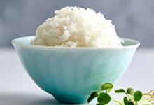 如何巧蒸米饭