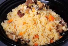 为啥印度的大米蒸熟后是散状的,我们中国的米蒸出来粘性很大?