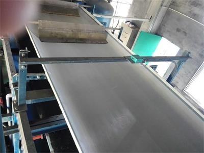 橡胶带式真空过滤机的维护保养方法