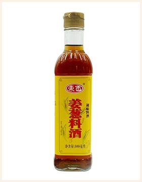 东百姜葱料酒500ML