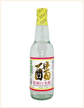 荔丰精制白米醋330ml