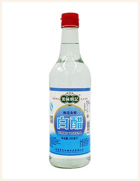 美味明记酿造白醋500ml