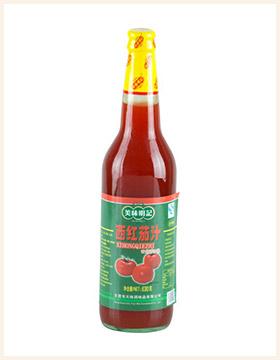 美味明记西红茄汁630ml
