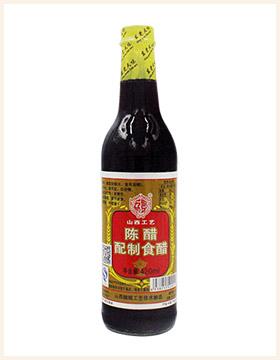 荔丰山西工艺陈醋420ml