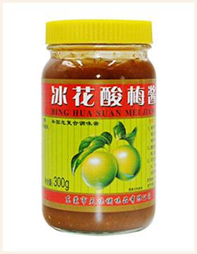 荔丰冰花酸梅酱300g