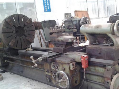 废旧机床设备回收1