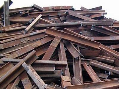 废旧钢材回收1