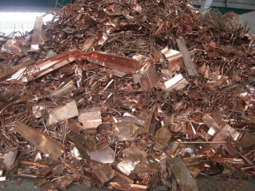 废铜回收1