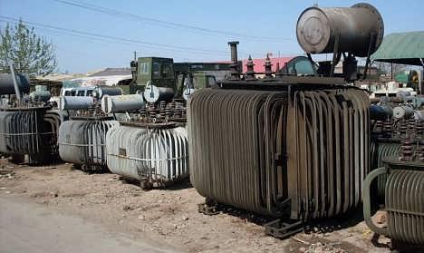 工业设备回收1