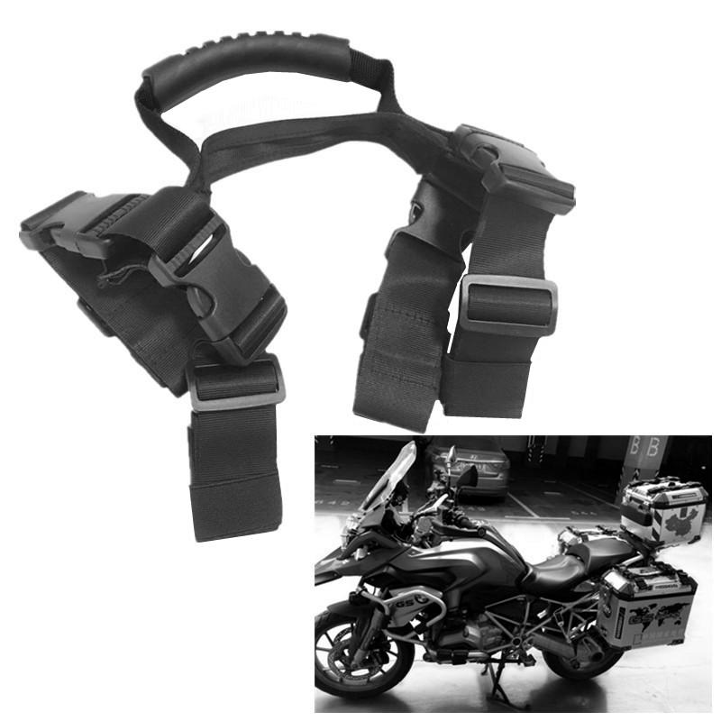 AMW寶馬摩托車鋁箱綁帶