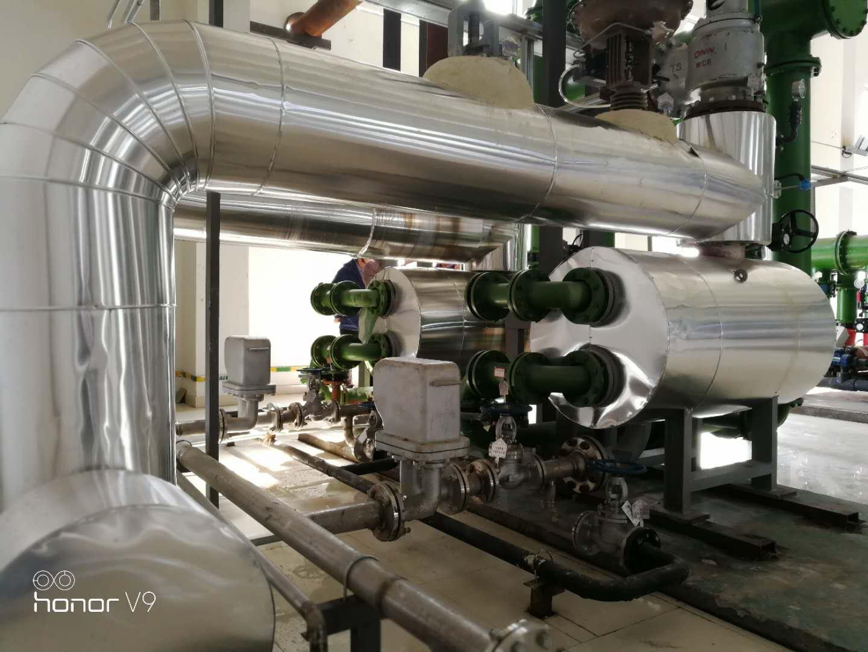 地暖混水降温装置的作用