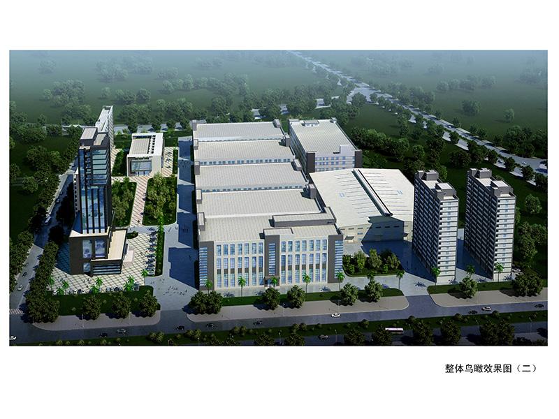 长安 龙辉科技园