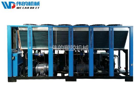 100HP风式冷水机
