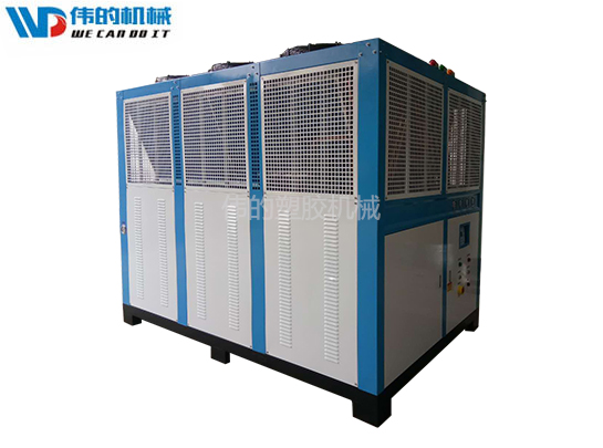 如何对风冷式工业冷水机进行制冷测算