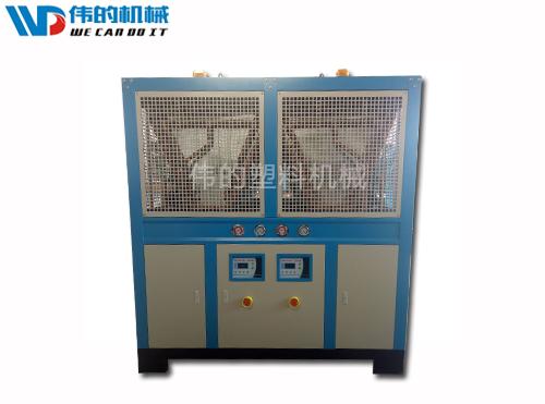 工业冷水机组日常运行工况
