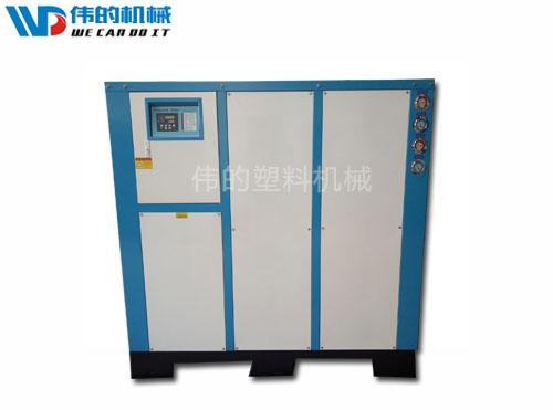 冷水机中冷凝器的水垢清除方法