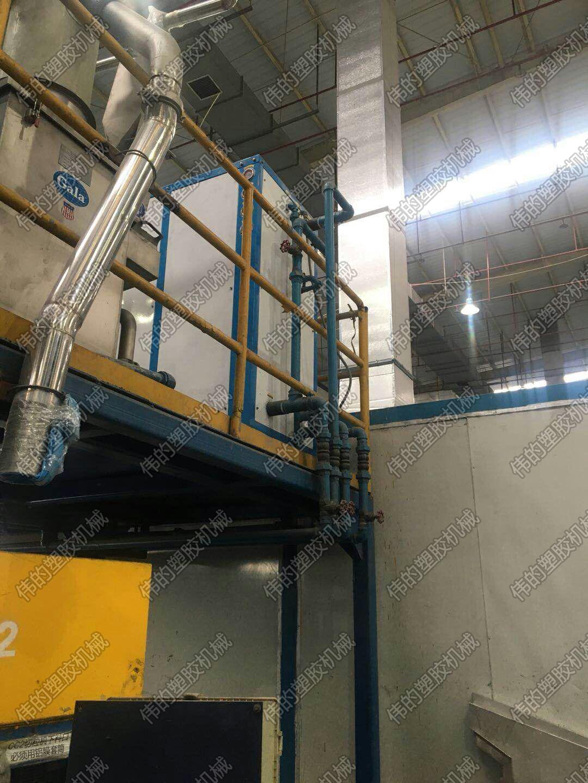 东莞伟的工业冷水机现场实拍情况