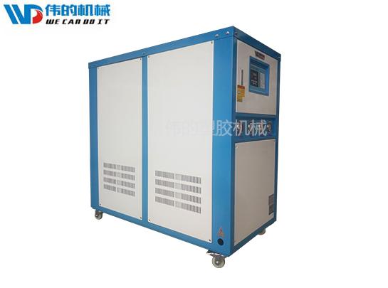 冷水机选用散热风机时应考量的各项设计指标