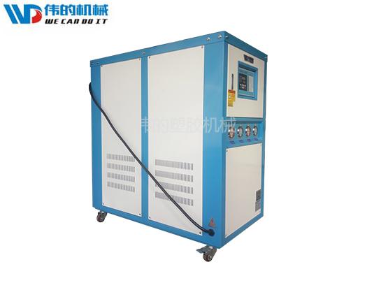 工业冷水机使用的板式换热器有哪些优点?