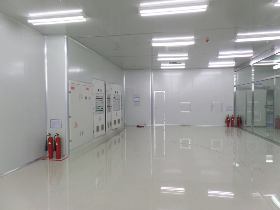 Coating control cabinet