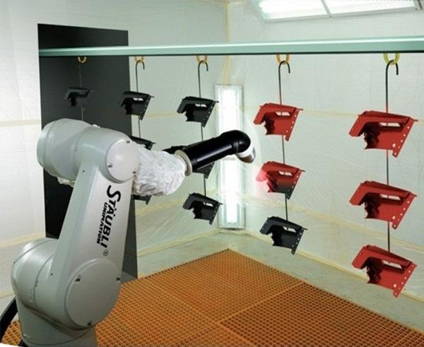 机器换人或不可避免 但会因此抢走你的饭碗吗?