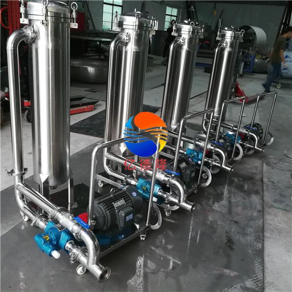 可移动柴油过滤器