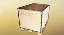 真空出口木箱包装运输需注意的事项