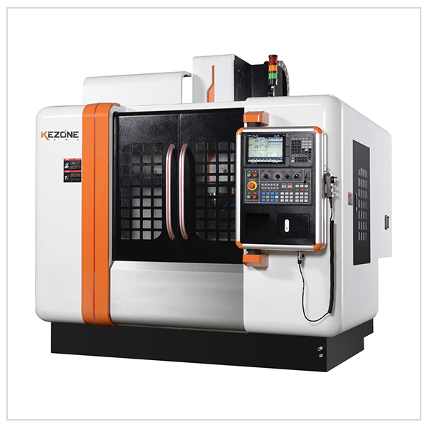 Vertical machining center: V-8