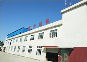 革力风管厂房