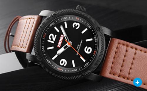 设计手表表壳