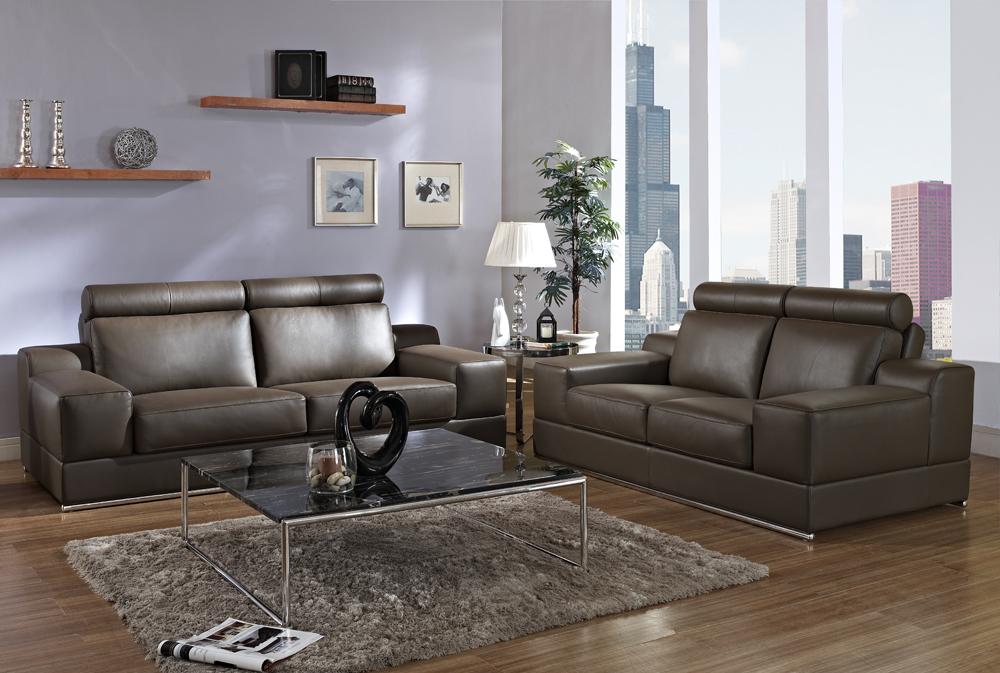 真皮沙发RL1002