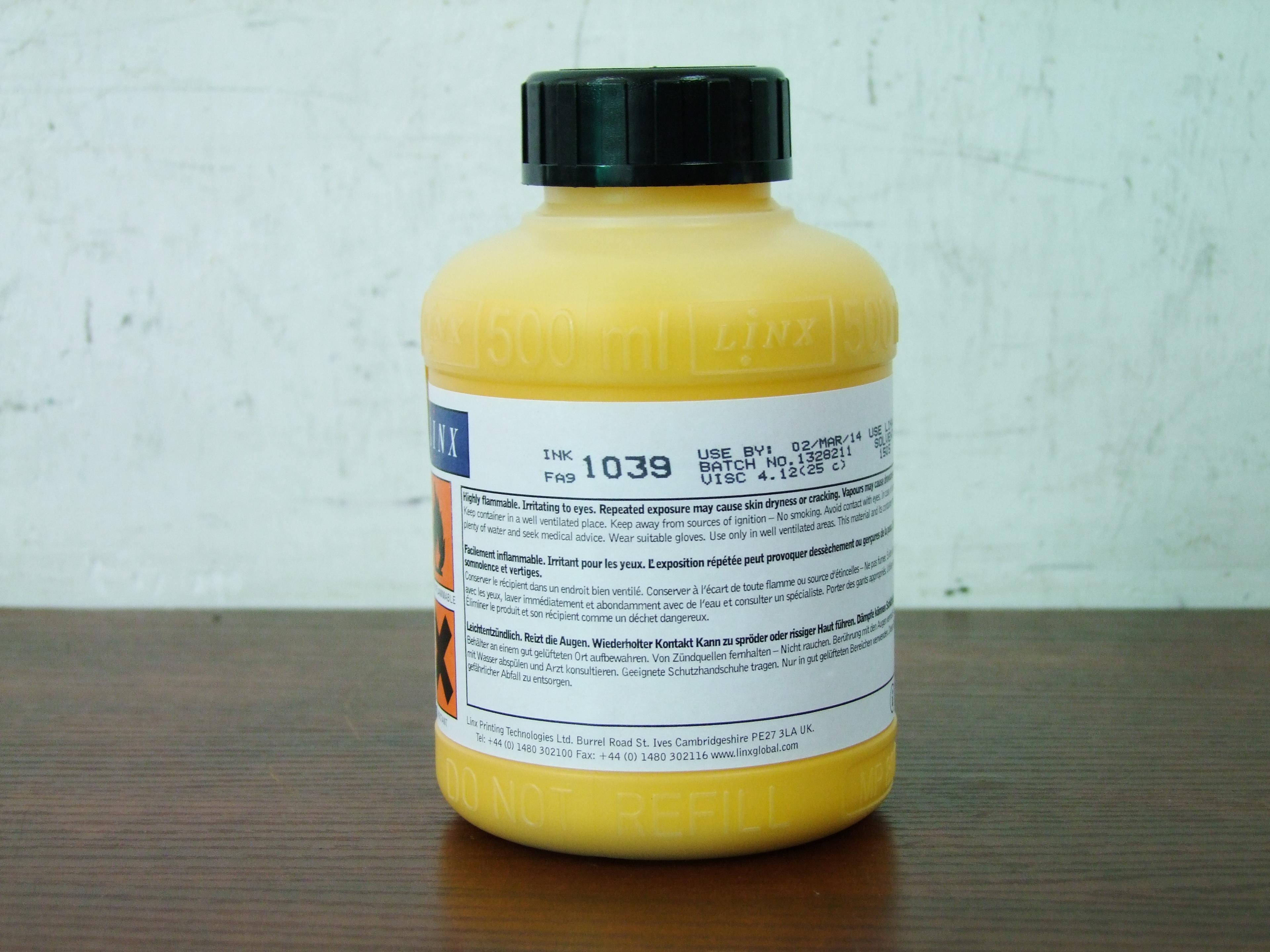 Linx1039黃墨