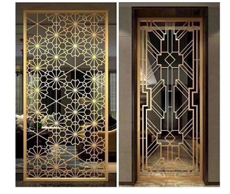 不锈钢花格XGY极其具有艺术设计感的新型室内外扮靓居室的神器