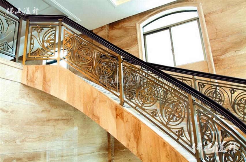 不锈钢楼梯扶手dgxgy168造型精美经久耐用设计合理提供非标制作