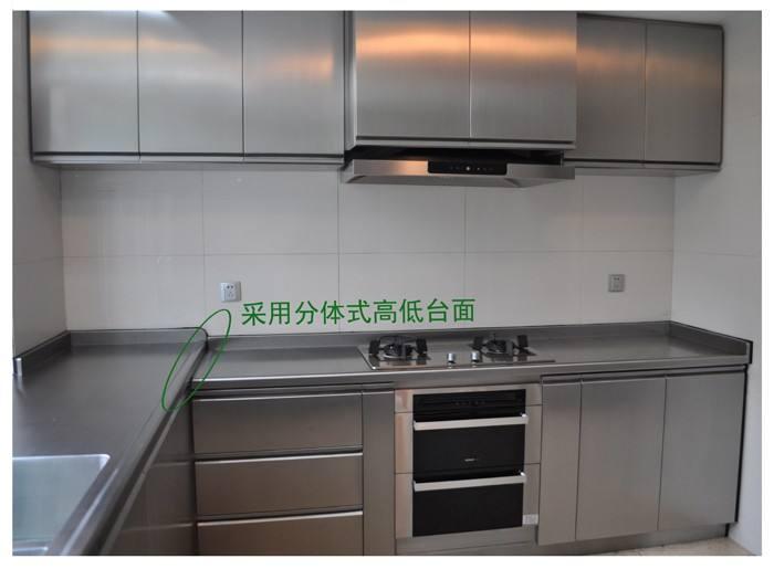 不锈钢厨房设施以流程合理方便实用为出发点而设计节省劳动-鑫广意