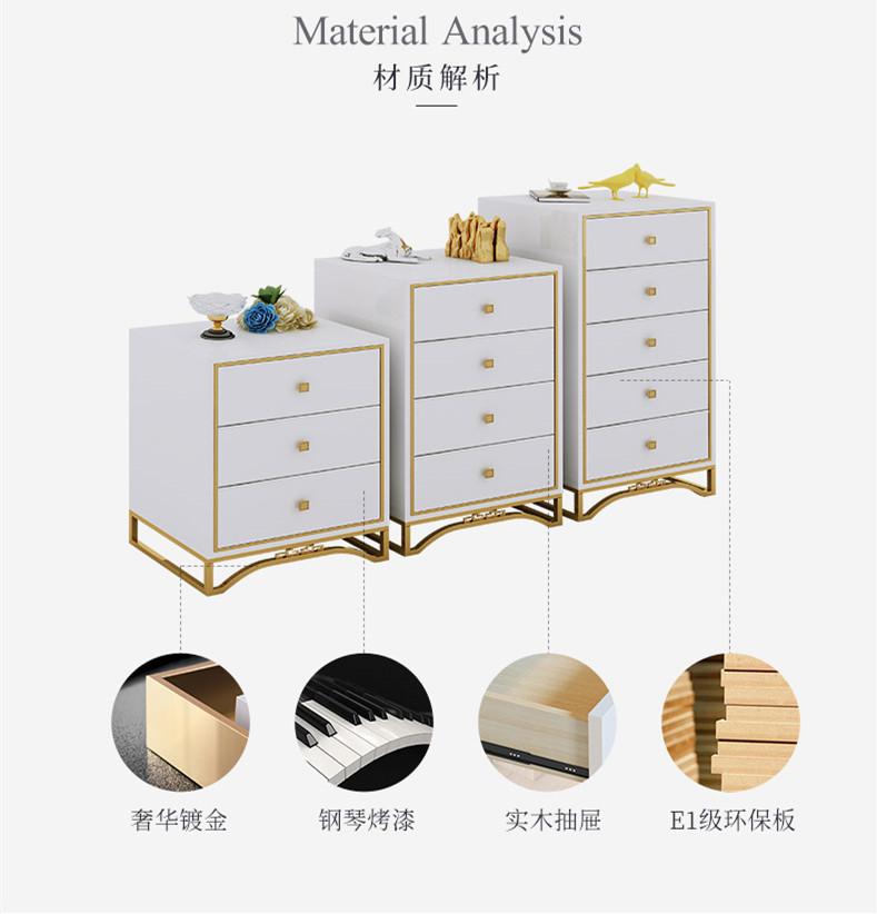 不锈钢储物柜XGY精心制作色调丰富典雅大气可以有效提升装修品味