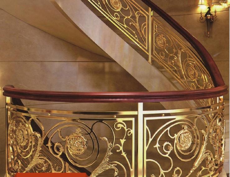 楼梯护栏栏杆XGY无气味无污染美观雅致给家庭,商场,酒店装修提供有价值的点缀