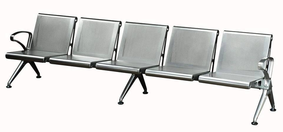 不锈钢排椅{鑫广意}可以延伸组合,适合多样化的环境,拆装和维修比较方便简单