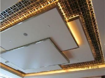 不锈钢天花吊顶XGY简约却不简单简洁处见匠心赋予极醒目的装饰效果-鑫广意