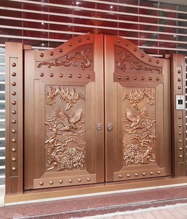 鑫广意不锈钢门窗实行系统专业化生产技术过硬结实耐用管用几十年远销亚太地区