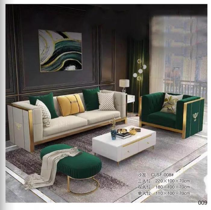 鑫广意不锈钢沙发脚腿支架用户坐着或躺着皆可成为商业与艺术的完美结合
