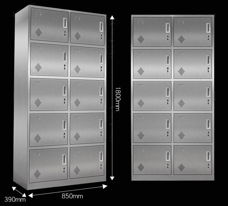 不锈钢文件柜子【鑫广意】实现实用性与艺术外观和谐交融耐用几十年