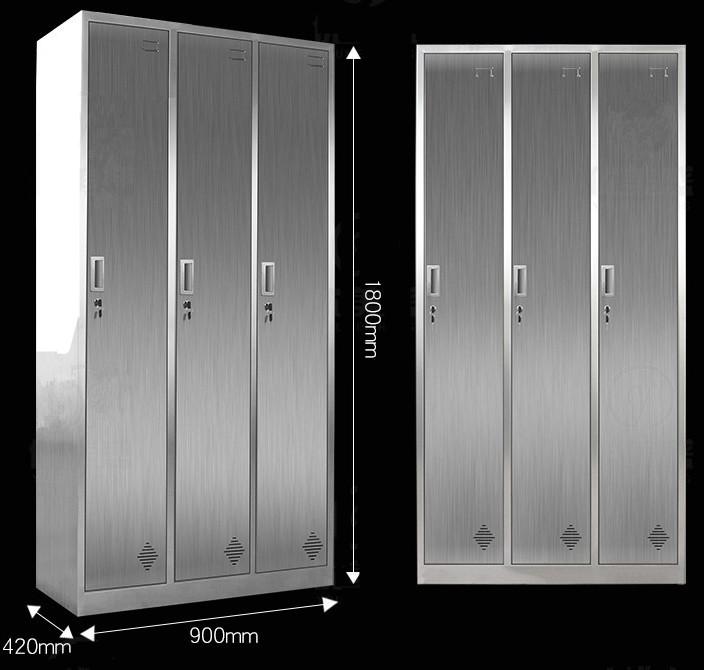 不锈钢档案柜优选【鑫广意】专注钢制柜11年质量可靠制作复杂整体柜子值得信赖