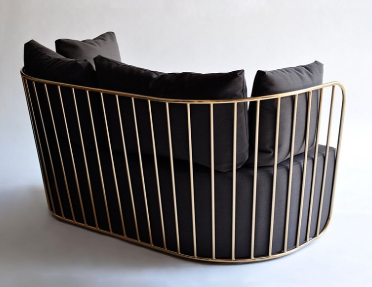 鑫广意金属manbetx体育 沙发椅子设计美观为空间添一分明亮光彩